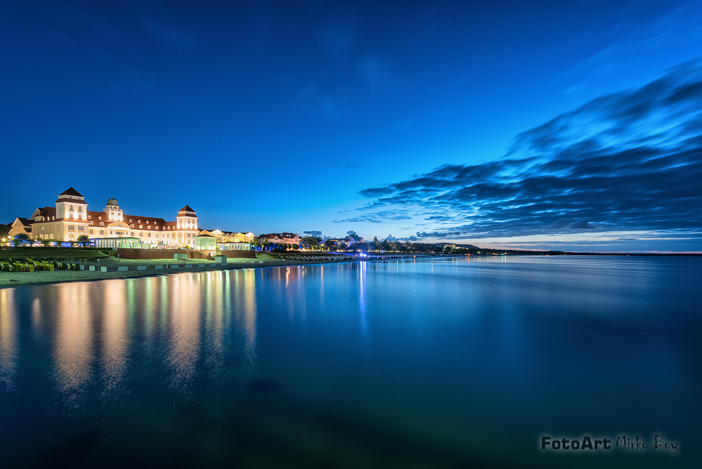 Binz blaue Stunde - Fototouren