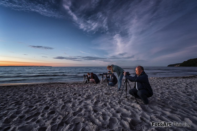 Foto Workshop Rügen - Fototouren