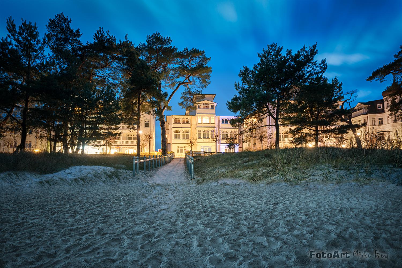 Foto Tour Villen bei Nacht - Fototouren
