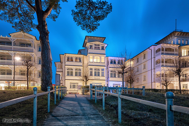 Fototour Villen bei Nacht - Fototouren