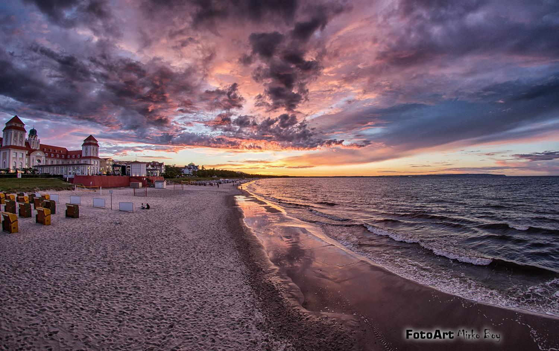 Sunset Binz - Fototouren