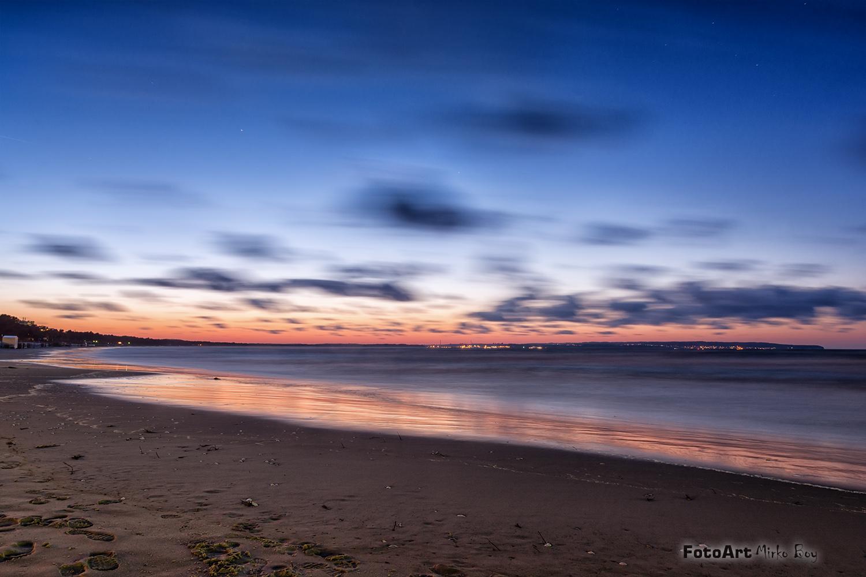 Sonnenuntergang Strand Binz - Fototouren
