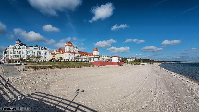 Binzer Strandblick - Fototouren