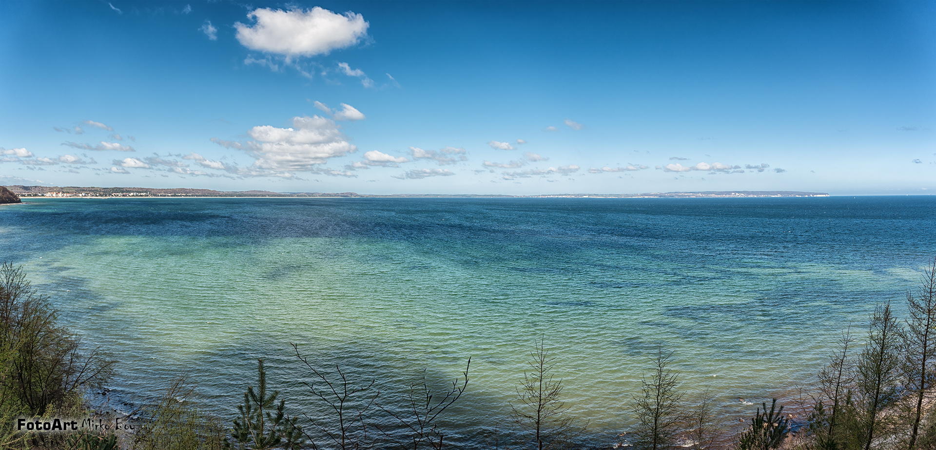 Küstenblick Granitz - Fototouren
