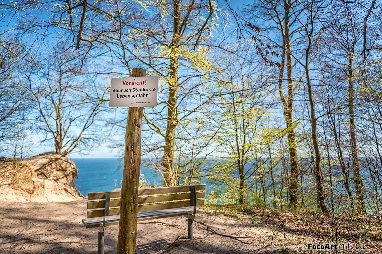 Wanderweg Granitz - Fototouren