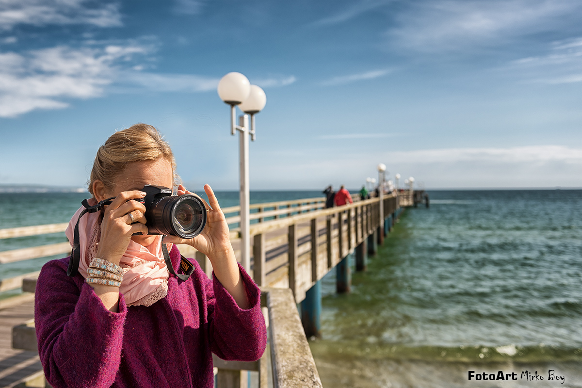 Binzer Foto Tour - Fototouren