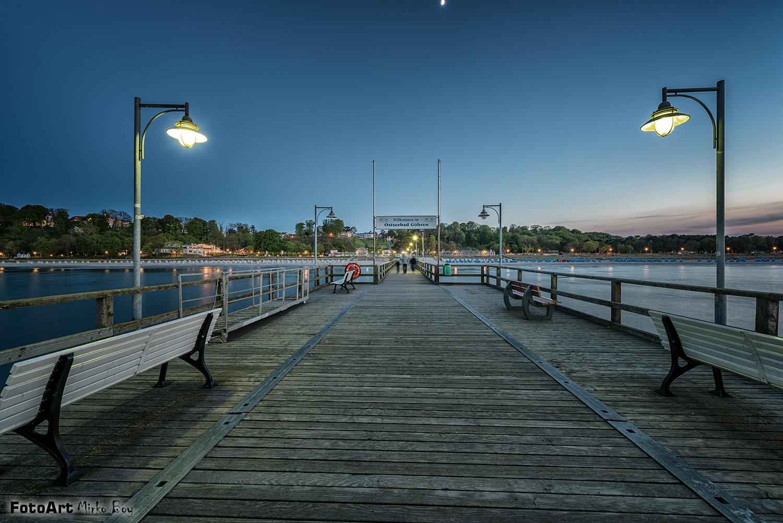 Göhren Seebrücke - Fototouren
