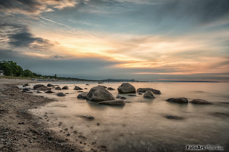 Göhren Sonnenuntergang - Fototouren