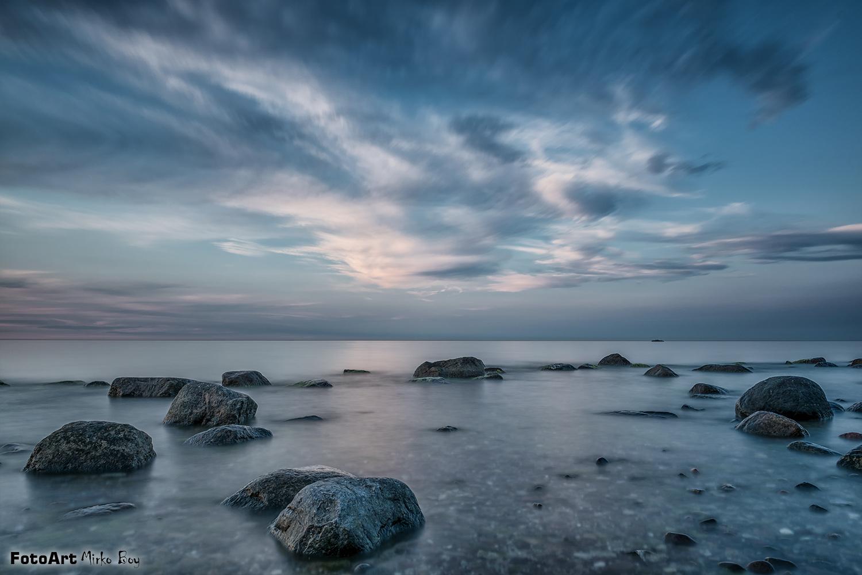 Göhren Strand Steine - Fototouren
