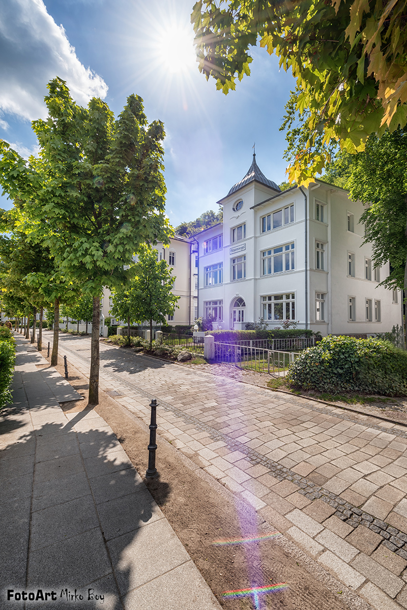 Binzer Bäderstilvillen - Fototouren