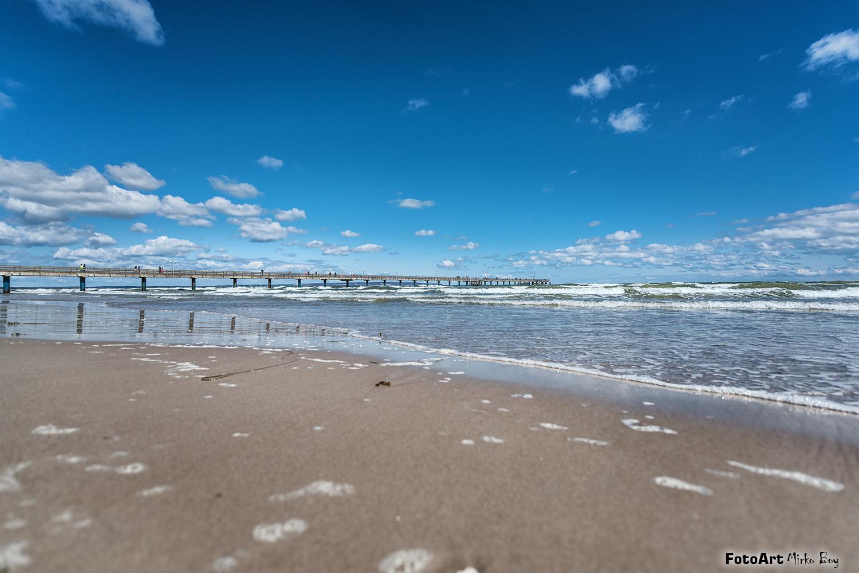 Ostsee Strand Binz - Fototouren