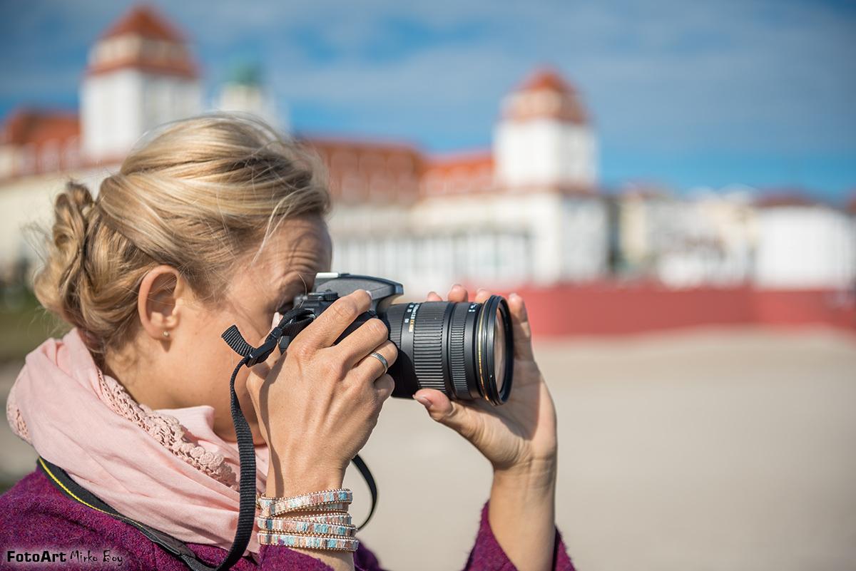 Binzer Fotospaziergang - Fototouren