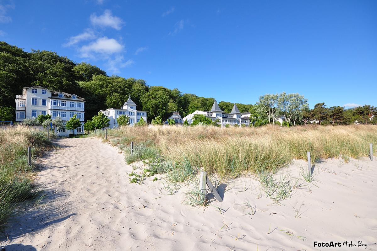 Binzer Strandpromenade - Fototouren