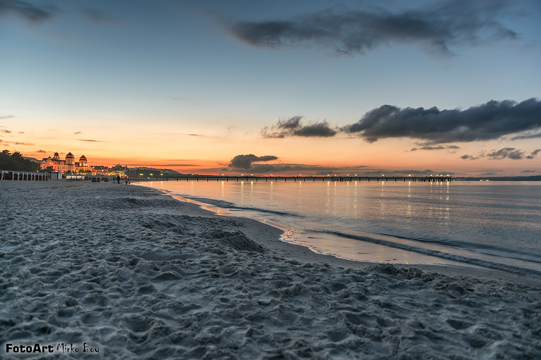 Sonnenuntergang Binz - Fototouren