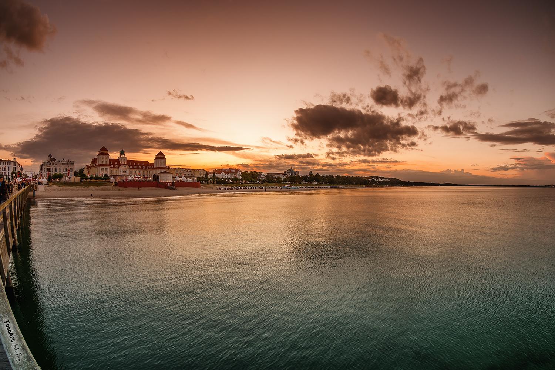 Binzer Sonnenuntergang - Fototouren