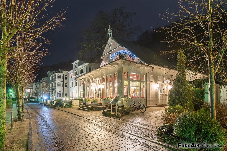 Restaurant Strandhalle Binz - Fototouren
