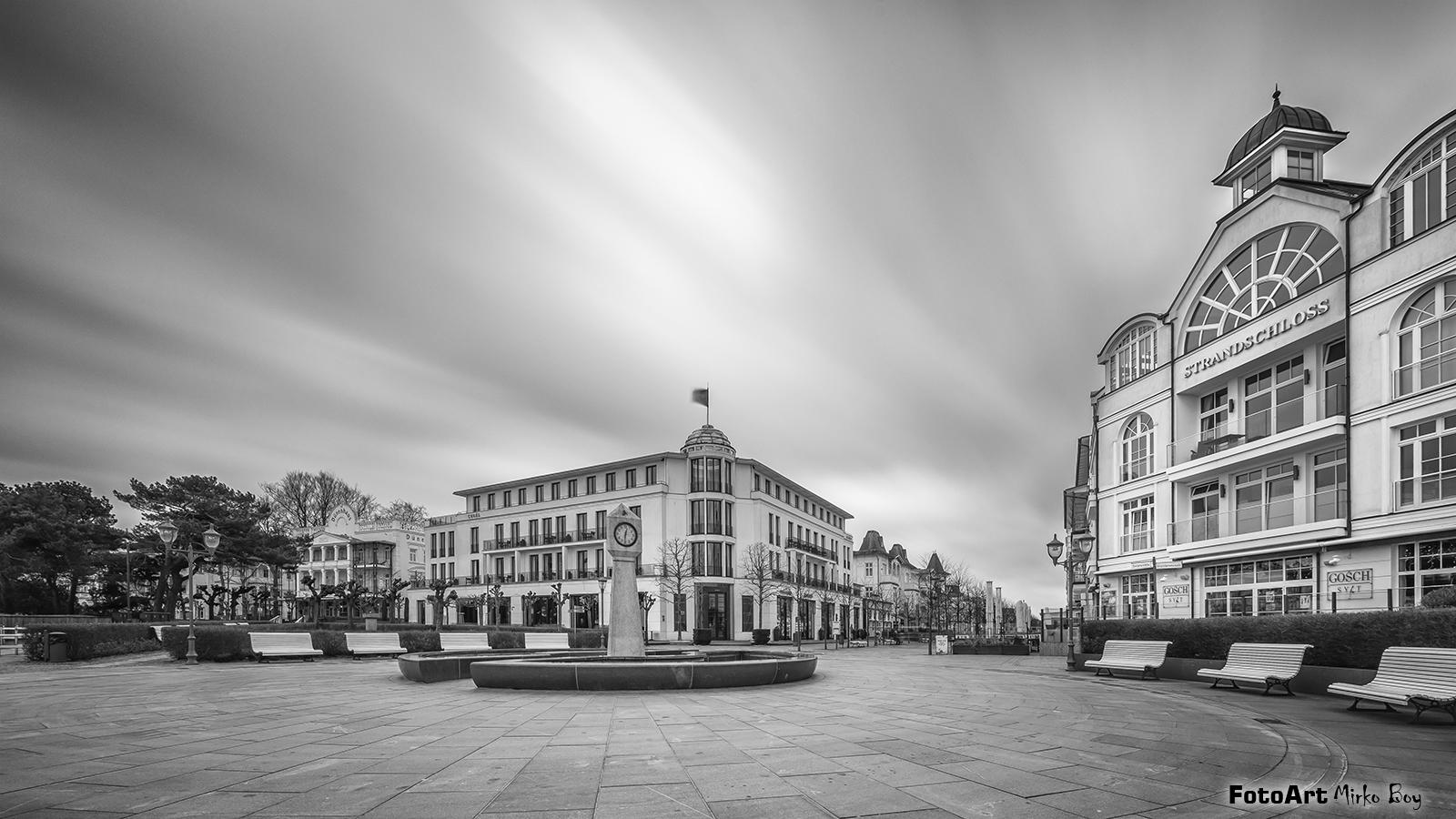 Seebrückenplatz Binz - Fototouren