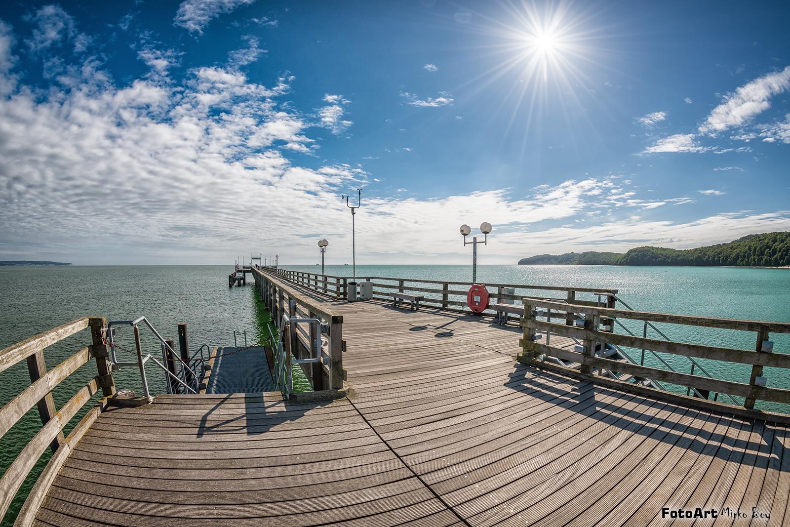 Seebrücke Binz - Fototouren