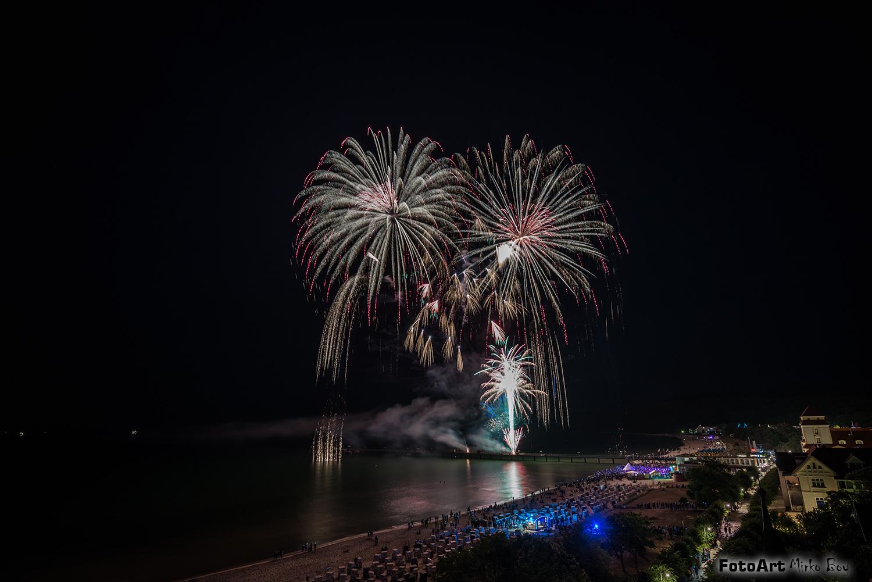 Feuerwerk Binz - Fototouren