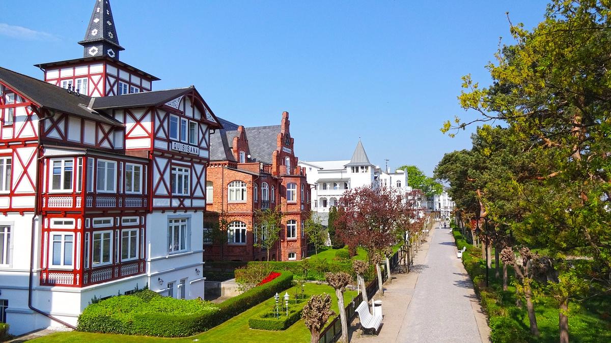 Promenade Binz - Fototouren