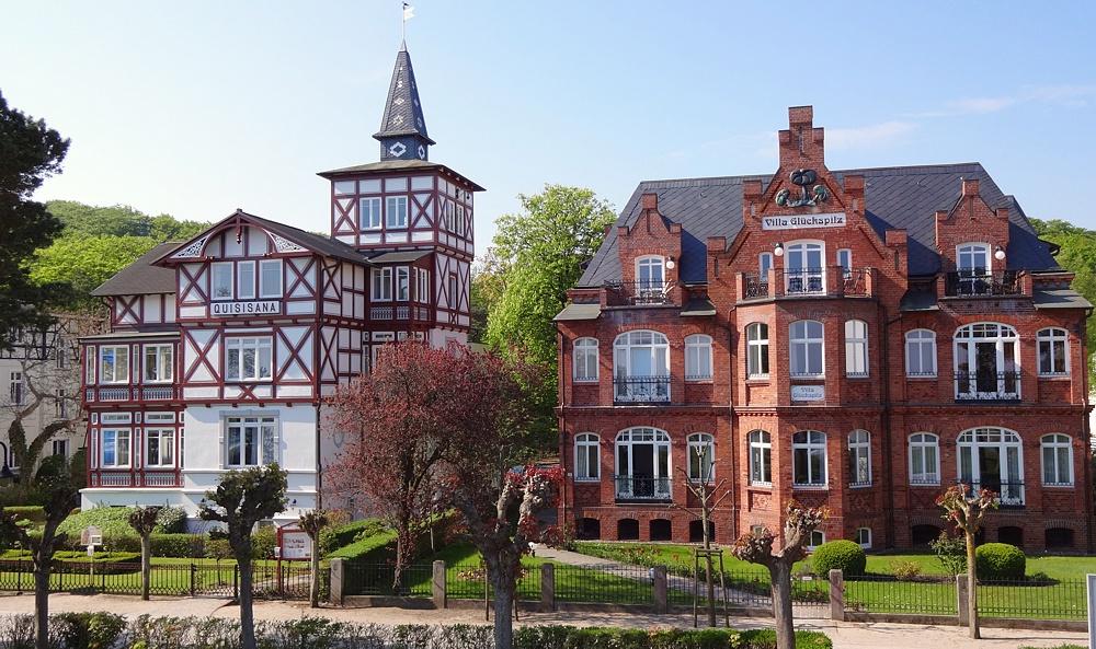 Villa Quisisana & Glückspilz - Fototouren