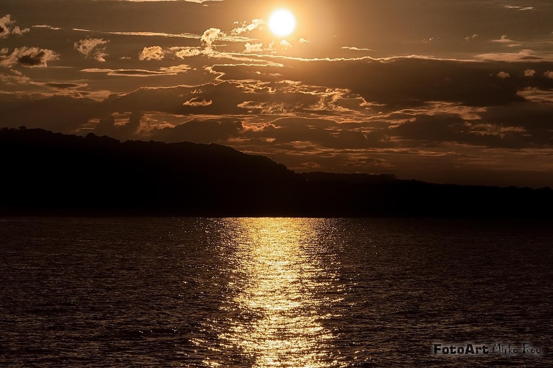Sonnenuntergang Ostsee - Fototouren